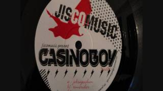 Casinoboy - Timerider