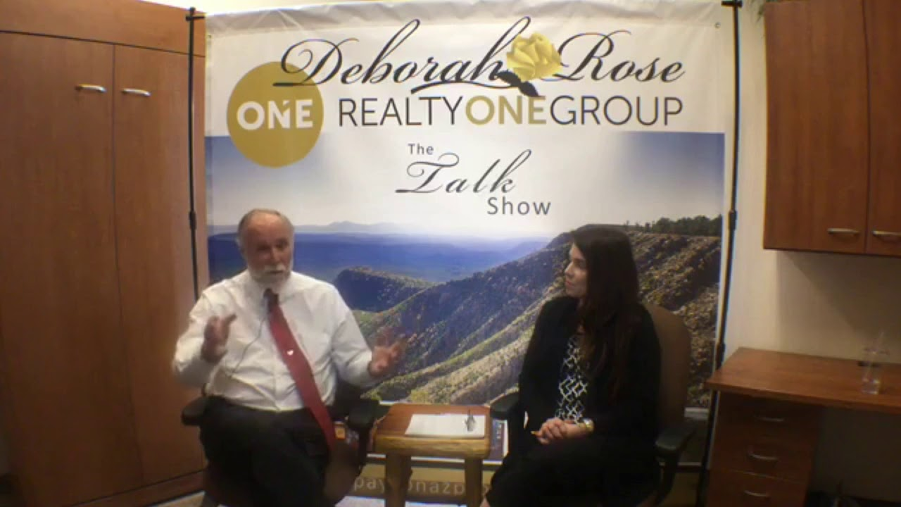 The Talk Show With Deborah Rose - Realty One Group - Interviews Dr  Greg Wyman