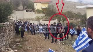 Kalim të paligjshëm kufiri e thirrje antishqiptare, antiterrori ndalon ekstremistin grek