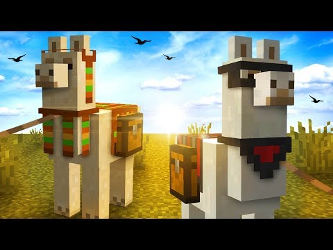 everything-you-need-to-know-about-llamas-in-minecraft!