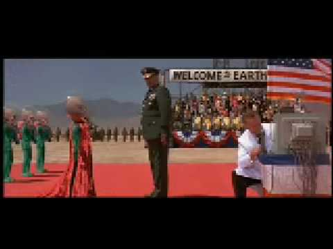Mars Attacks: We Come In Peace Mp3