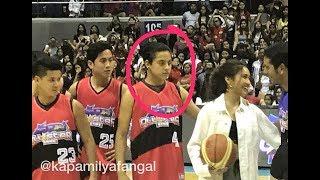 Daniel Padilla's reaction nung halikan ni Gerald Anderson si Kathryn!😂