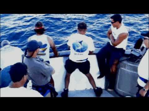 Mike T Big Devil Fish Video - Vagabond Sportfishing Charter 2008