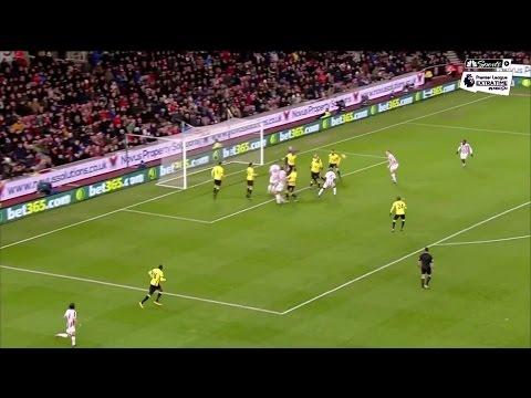Stoke City handle Watford in 2-0 win
