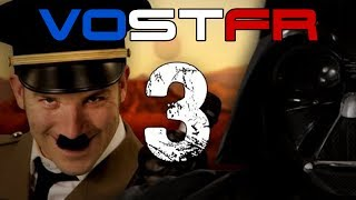 Download Hitler VS Vader 3. VOSTFR | ERB Saison 3. MP3 song and Music Video