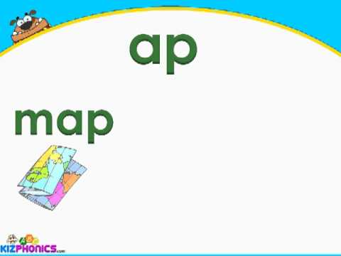 Word family ap learn to form words like map nap tap youtube youtube premium ibookread ePUb