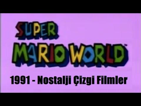 Super Mario (1991) Çizgi Film Türkçe Dublaj 4 Bölüm Birden - NOSTALJİ -