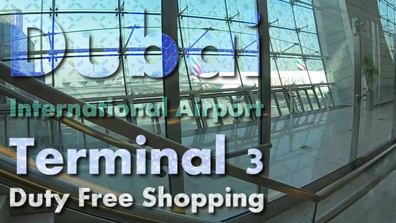 GoPro | Dubai International Airport | Terminal 3 Duty Free