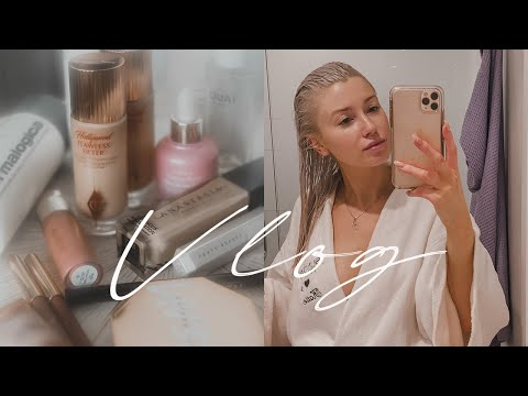favourite beauty products from 2020 + new hair mask   vlog   lolaliner