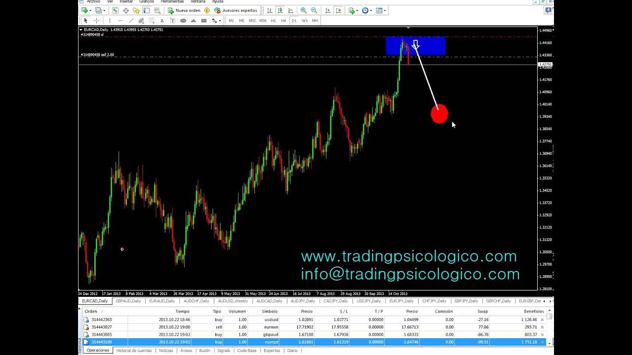 Estrategias de trading forex