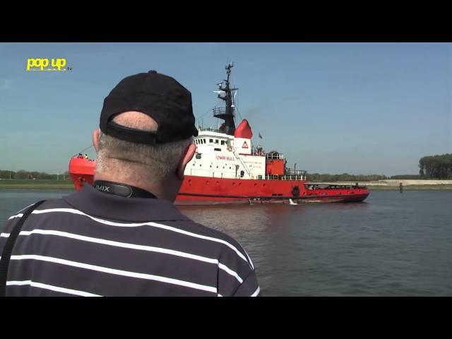 Pop Up Tv: spectaculaire vlootschouw 400 jaar Maassluis