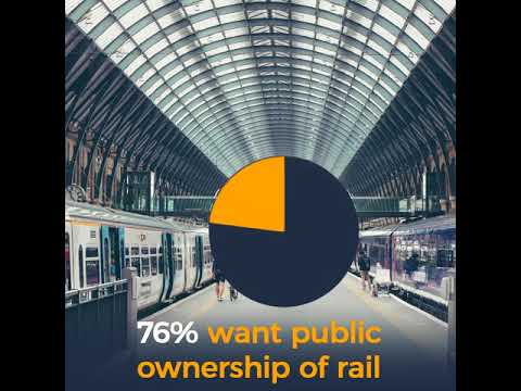 Public ownership is getting EVEN MORE popular!