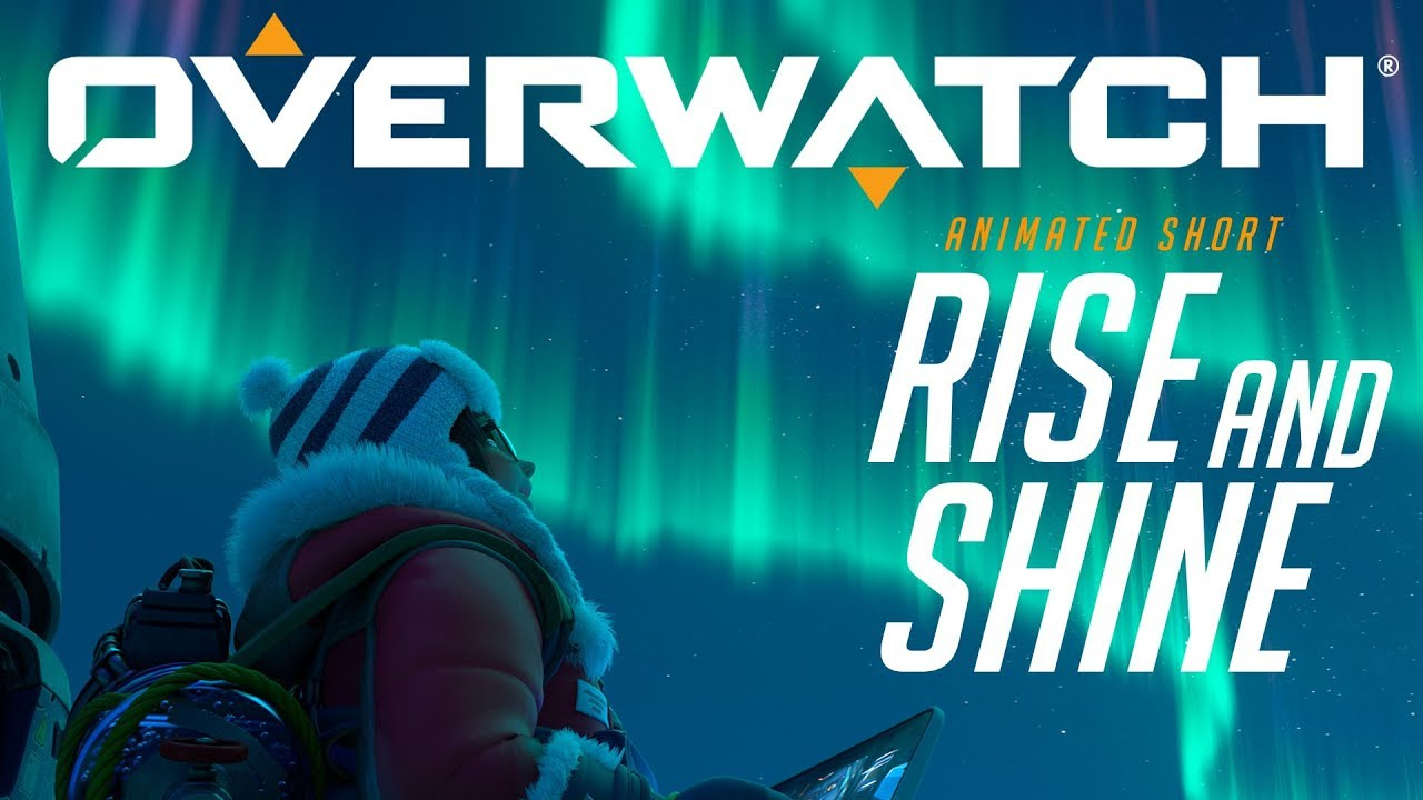 "Overwatch Animated Short | ""Rise and Shine"" (AU) - Overwatch Animated Short 