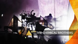 The Chemical Brothers - Hey Boy Hey Girl (Glastonbury 2019) | FLASHING IMAGES