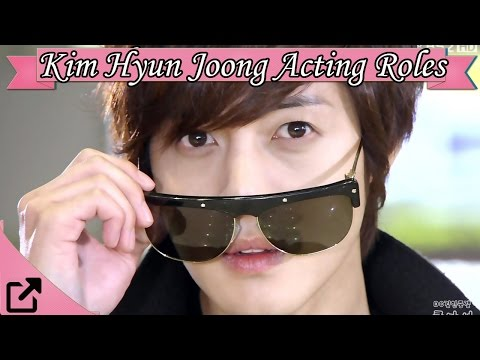 Top  Kim Hyun Joong Draam Acting Roles