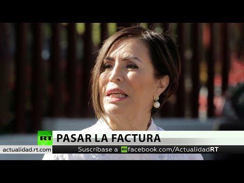 Un juez dicta prisión preventiva a Rosario Robles por el caso de 'La Estafa Maestra'