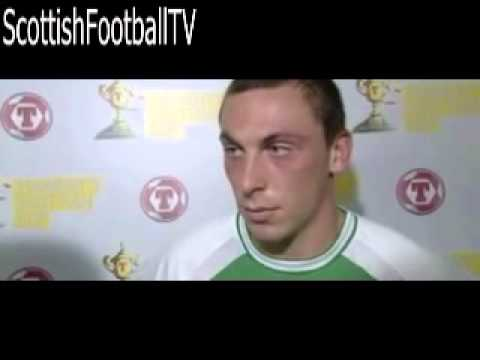Scott Brown 'duno' interview-  hibs