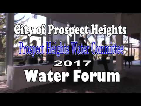 Prospect Heights Water Committee