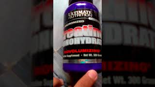 Ultimate Nutrition Creatine vs Sinew Nutrition Creatine Monohydrate | Mixability | Best Creatine.