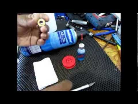 How to Clean and Reuse your RC Bearings