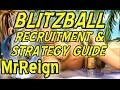 Final Fantasy X HD Remaster - Blitzball BEST PLAYERS - Recruitment And Strategy