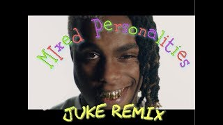 YNW Melly x Kanye West - Mixed Personalities (JUKE REMIX)