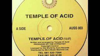 Temple Of Acid - Temple Of Acid