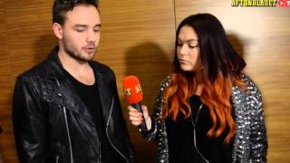 One Direction interview in Sweden