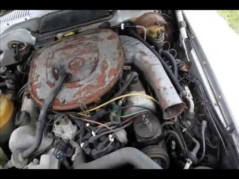 1976 450SL Mercedes Benz revival! Joe, We got it to run!  YouTube