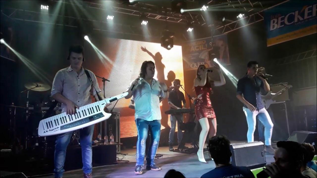 EU E ELA - BANDA INDÚSTRIA MUSICAL - GRAVADO AO VIVO - VIDEO HD