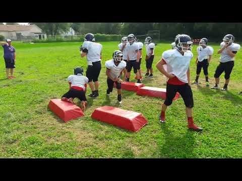 Marshall Missouri hitting 8th grade