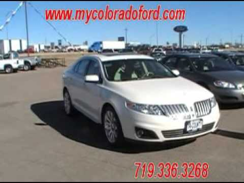Lincoln Mks Tri County Ford Lamar Colorado Springs Youtube