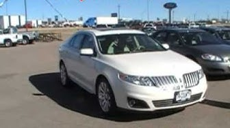 LINCOLN MKS TRI COUNTY FORD LAMAR COLORADO SPRINGS