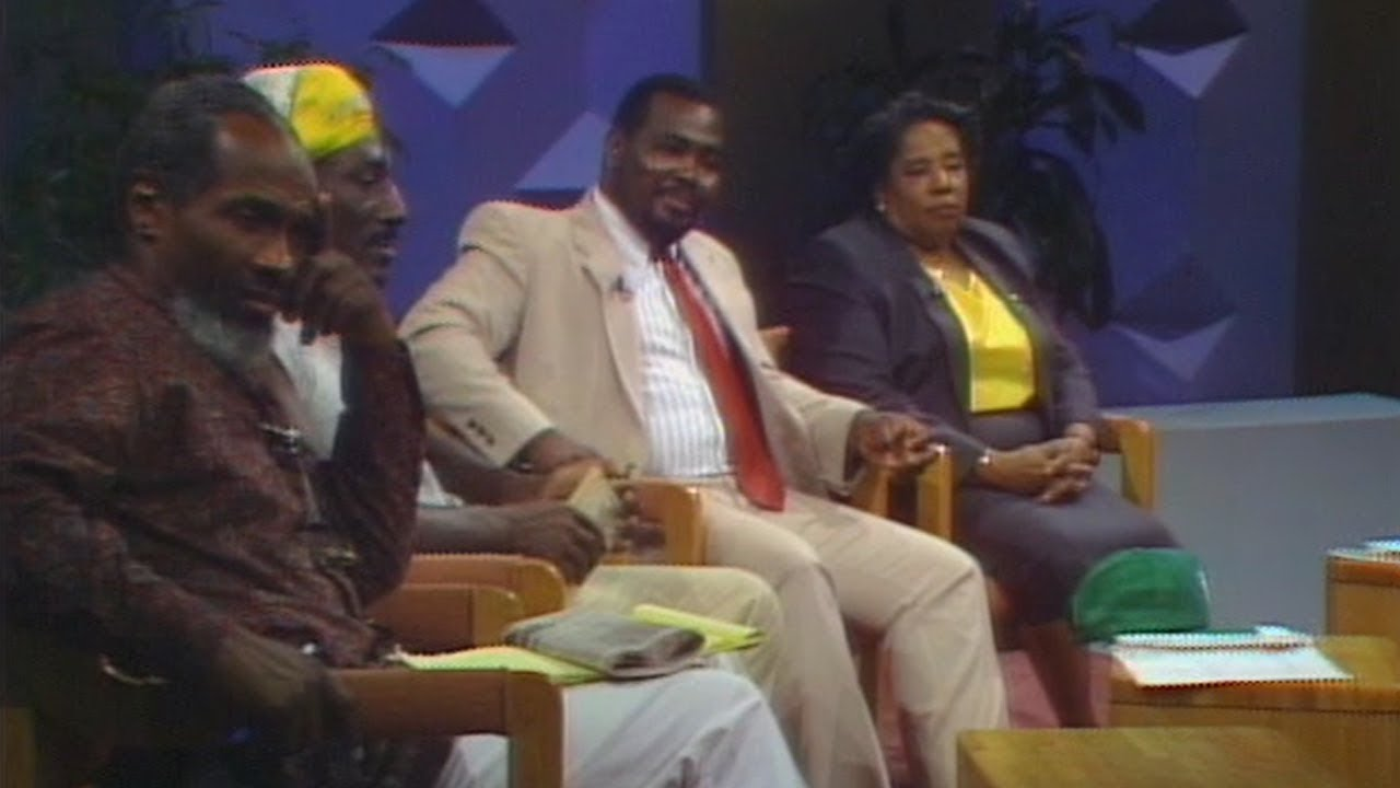 """Vibrations: ""Leadership... Man or Myth"" | WFSU-TV (1988)"