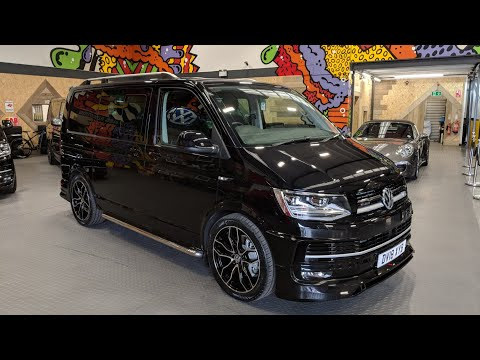 Super Spec VW Transporter 204ps Dsg With Abt Styling & Twin Pipes