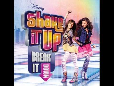 Selena Gomez - Shake It Up Theme(audio)