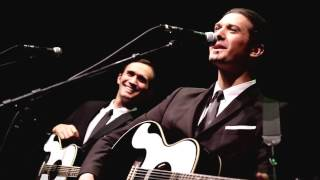 Matinee: The Everly Brothers Experience Featuring The Zmed Brothers Dinner Concert