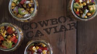 Gaby's Cowboy Caviar | Corn And Bean Salad