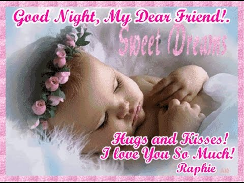 Good Night Sleeping Cute Baby Wallpaper Images