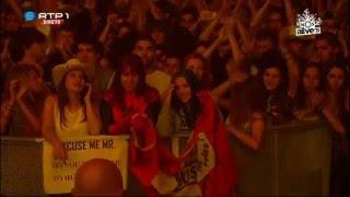 Muse - Hysteria (Live 2015)