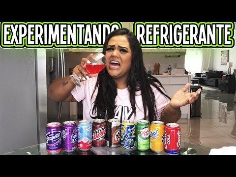 EXPERIMENTANDO REFRIGERANTES DOS ESTADOS UNIDOS !!!