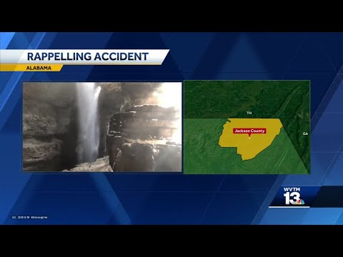 Man Rappelling In Alabama Falls To Death