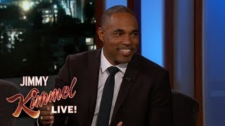 Jason George on His Son, Grey's Anatomy & First Job