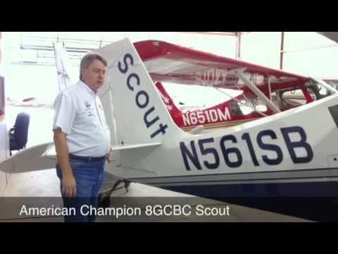 American Champion 8GCBC Scout Part Two