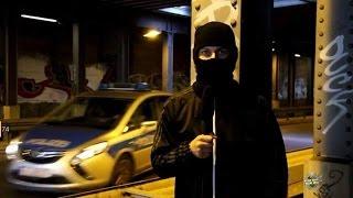Blokkmonsta - Interview #DIESDAS // Polizei unterbricht die Aufnahmen!