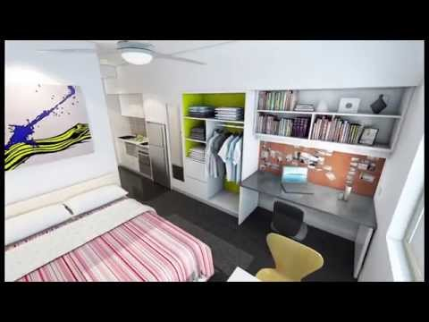 ECU Village: Joondalup Campus, Campus Living Villages at Edith Cowan University (ECU)