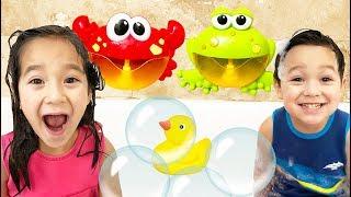 Bath Song Nursery Rhymes song for Kids