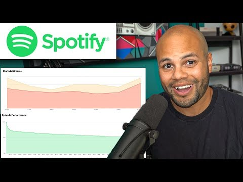 How To Access Your Podcast Listener Analytics Data on Spotify - Spotify for Podcasters Dashboard Mp3