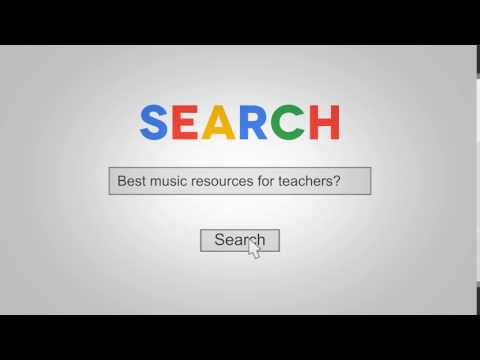 Best Music Resources for Teachers