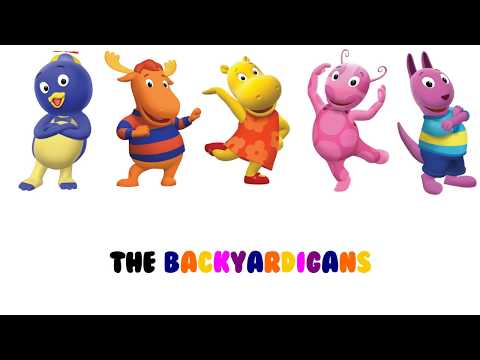 The Backyardigans (Lyrics)